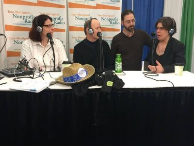 NonProfit Radio Panel